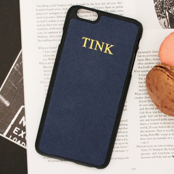 Miss Evie Jean iPhone Case Navy - 7